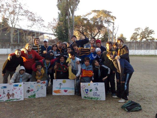 Comunidad Caminante Huarpes 2009