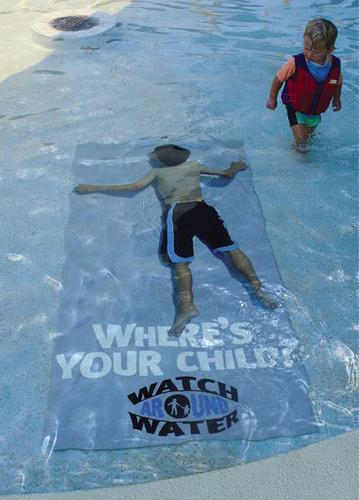 Publicidad BTL - Perdida de Niños
